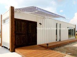 Casa Modular/contenedor/Home Plano de la abuela de lujo