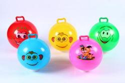 10 pulgadas de deporte juguetes inflables para niños espacio PVC Bola saltando de tolva