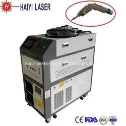 Faser-Laser-Schweißgerät-Aluminiumhandschweißer Raycus Laser-weichlötendes Gerät CNC-1000W kontinuierlicher für Metall