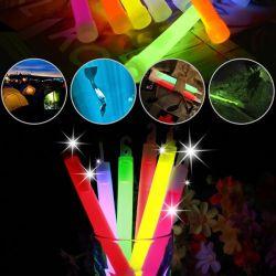 Glow Stick Produits pour l'Anniversaire d'alimentation