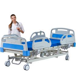 Электронный блок ICU больницы кровати пациента