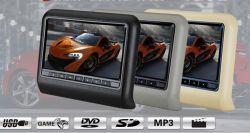 Игры игрок 9 дюймовый сенсорный экран Car подголовник DV