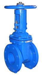 API/DIN/BS/JIS Wcb//Wc6/Wc9/CF8/CF8m 150lbs Form-Stahl-steigender Stamm-Absperrschieber