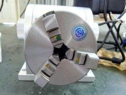 Con el cilindro marcadora láser Láser de Diodo dispositivo giratorio