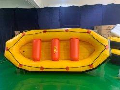 Barco inflável/ almofada insuflável jangadas de Água Branca/ Barco deriva da almofada insuflável