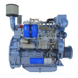 100HP 120HP Inboard Outboard Dieselmotor Boat Motor Used voor Yacht