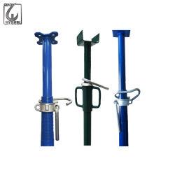 Bauunternehmen-Herstellungs-Shuttering Steckfassungen verwendete Rahmen-Baugerüst-Baugerüst-Stahl-Stütze
