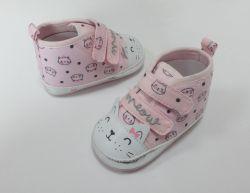 Bébé fille Sneaker chaussures style infantile Prewalker