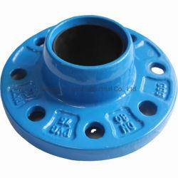 Fabrik-duktiles Eisen-schneller Flansch-Adapter für Belüftung-Rohr
