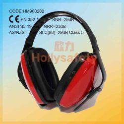 헬멧 거치한 귀덮개는 Earshied 귀덮개 안전을 귀 덮는다