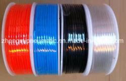 Высокое качество 100% полиуретановая подошва из термопластичного полиуретана трубки/шланг ИЗ ТЕРМОПЛАСТИЧНОГО ПОЛИУРЕТАНА (TPU1208)