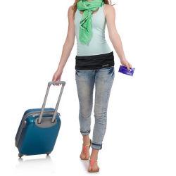 [فلا] [لوو بريس] نوعية جار حزام سير رياضة جيب لون [أوتدوور من] وإمرأة خفيفة وسط حزمة حقيبة