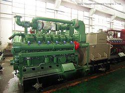 200квт/синтетического газа природный газ/свалки газ/нефти газа генераторов и генераторных установок/генераторах