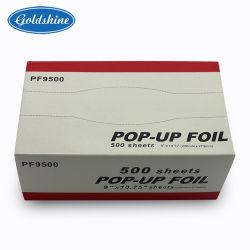 La alta calidad y precio bajo la hoja de papel de aluminio adhesivo