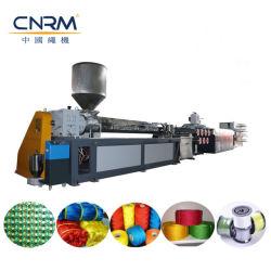HDPE Monofilament van de Plastic Film van de Schaduw van de Zon de Netto Extruder van het Garen