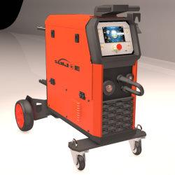 LCD-Display Multi-Prozess-MIG-GMAW-FCAW-Schweißmaschine (MIG-350GDL)