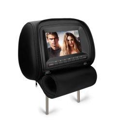 De hete Verkopende LCD van 7 Duim Hoofdsteun DVD van het Hoofdkussen