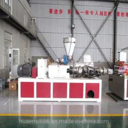 믿을 수 있는 PVC 표시판 압출기 기계 제조