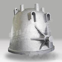 بيئة [ستيل كستينغ] خبث إناء/مغرفة لأنّ فولاذ & مصهرة صناعات/معدلة جانبا [سند كستينغ]