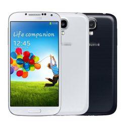 Oorspronkelijke Geopende Ss S4 I9500 Gerenoveerde ROM van de RAM '' van de Telefoons van de Cel van de Vierling I9505 Smartphone Mobiele 4G 5.0 2GB 16GB
