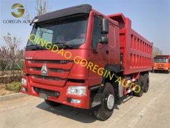 De hete Vrachtwagen van de Kipper van de Vrachtwagen van de Stortplaats 375HP 6*4 10 Wielen Gebruikte HOWO van de Goede Kwaliteit 371HP van de Verkoop voor Afrikaanse Markt