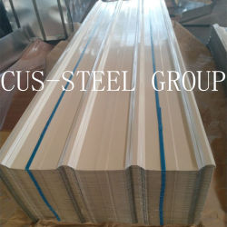 Perfil de cuadro de Ibr/placa de techos de metal Trapezoidal techado de Hojas de acero prebarnizado