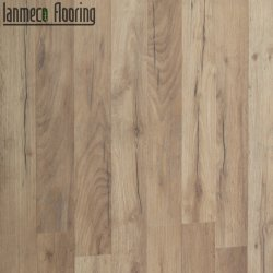 Pavimentazione del laminato del legname del legno duro dell'Ucraina Handscraped di legno di quercia
