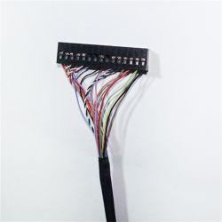 I-Pex 20pin Ipex 50 40 30 Aces 88441 Pin PARA DELL Asus Sony pantalla convertidor VGA del panel de cables de señal FFC Cables Lvds y cable para el controlador de LCD. Equipo