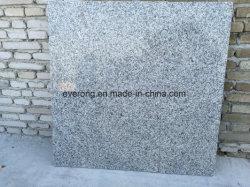 最も安い屋外の広場の床の使用法G602 Flamed&Polishedの花こう岩のタイル
