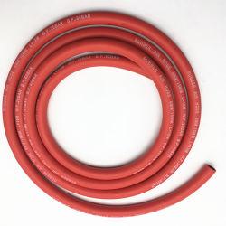Usine de matériel de SBR 8 mm d'alimentation en caoutchouc rouge tuyau flexible à air