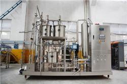 depósito mezclador de mezcla para bebidas carbonatadas y jugos de la línea de llenado