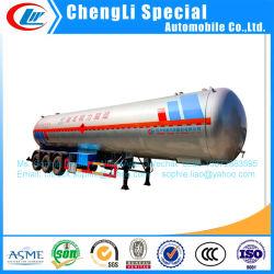 Clw fabricant du réservoir de GPL GPL Remorques camions remorques citernes GPL Chariot de transport pétrolier Semi chariot GPL