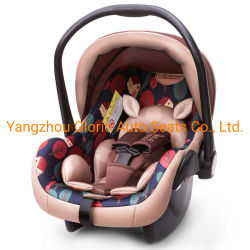 L'Isofix à l'aise enfant Apt Booster bébé de sécurité du siège de voiture