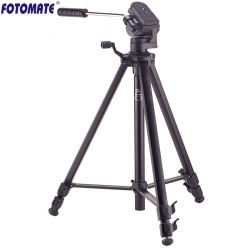 Vt-4003/4006 горячая продажа двух таким образом жидкость стабильной стенд алюминиевый сплав видео штатив