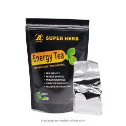 100% di erbe naturali uomini Enhancer Tea sicuro di erbe toniche per Uomo e donna Private Label ServiceHealth Care Supplement