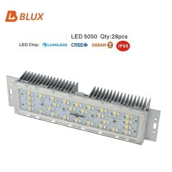 フラッドライトモジュール 40W 50W 60W ストリートモジュールライトタイプ II LED ストリートランプ