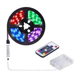 LED-Streifen-Licht 5050 RGB 60SMD 12V IP65