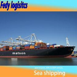 من الباب إلى الباب، الشحن البحري من الصين إلى داكار، إسبانيا/أوروبا/ألمانيا/أستراليا الشحن وكيل خدمة النقل والإمداد في المحيط من شركة Air Express