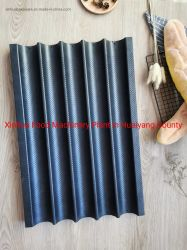 Hot Sale Customized Non-klevend 5 Rows stokbrood pan Bakpan