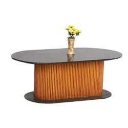 Nuova Tabella di estremità di marmo naturale del tavolino da salotto di disegno di alta qualità 2020