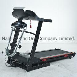Tapis de course double choc absorber l'utilisation de l'accise intérieure pliable Accueil Salle de gym Tapis roulant motorisé multifonctionnelle