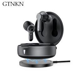 Cuffie stereo auricolari Bluetooth® GtnkN ergonomia Design Open Ear Workout Auricolari wireless per lo sport