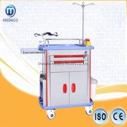Het medische ABS van Toestellen Karretje van het Ziekenhuis mer051-Et