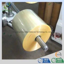 Sola herida PVC film termoretráctil para envasar y etiquetar