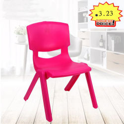 Preiswerte moderne Hauptkind-Möbel-bunte Kind-Plastikstuhl-Kindergarten, der Stühle speist