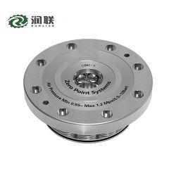 CNC 部品加工用高精度ゼロ点位置決めシステム