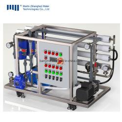 Martin dessalement Eau de mer de l'Osmose Inverse RO Le système de traitement de l'eau de mer