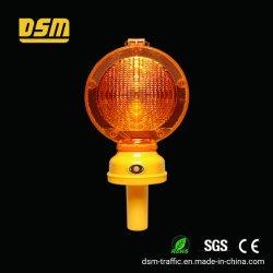 交通安全点滅LEDのトラフィックの警報灯(DSM-07)のバリケードランプ