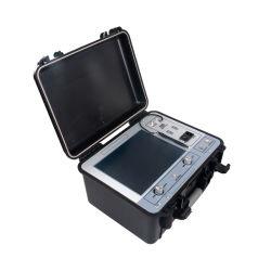 عطل في محدد مسافة الكابلات تحت الأرض TDR طاقة كهربائية عالية الفولتية اختبار عطل الكابل (XHGG501A)