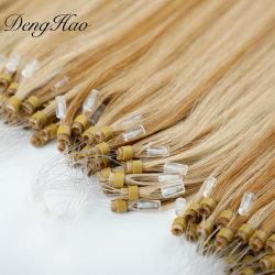 Whosal Prezzo Micro anelli Beads Easy Loop Micro Ring capelli Prolunga Micro Loop per capelli